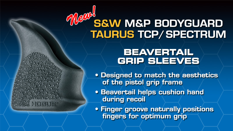 S&W M&P Bodyguard 380, Taurus TCP and Spectrum