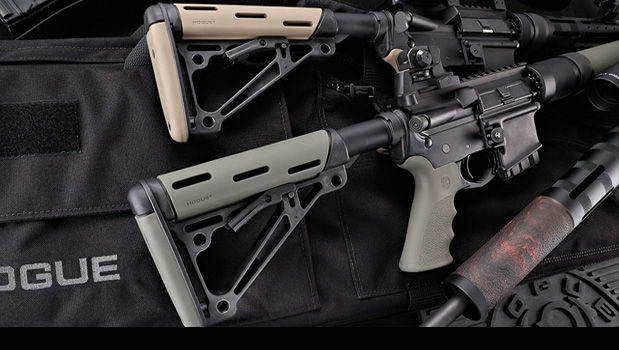 Buttstocks - AR-15/M-16 - Tactical Rifles - Hogue Products