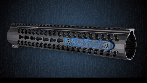 Key Mod G10 Rail Covers