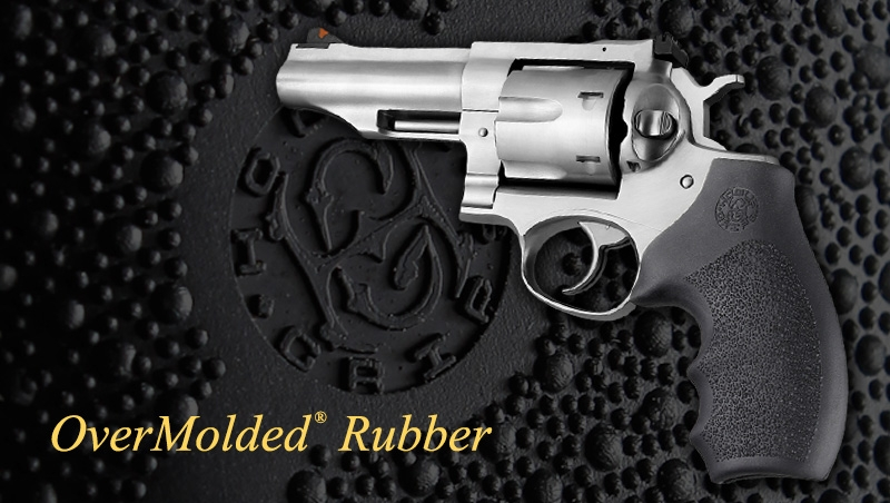 Round Butt Frames - Redhawk - Ruger Grips - Handgun Grips - Hogue