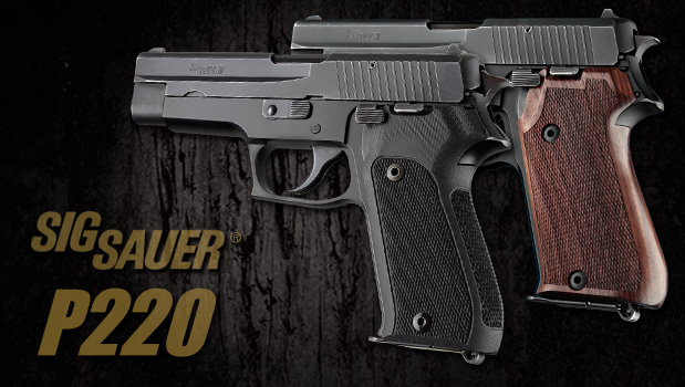 P220 European (Bottom Magazine Release)