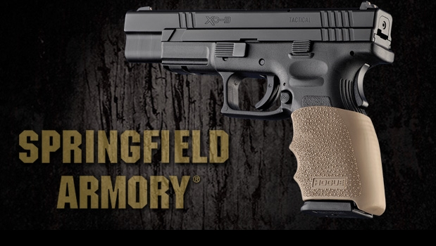 Springfield Armory Grips - Handgun Grips - Hogue Products
