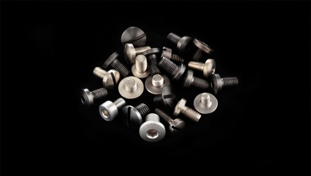 Grip Screws and Bushings