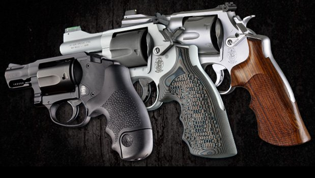 Grips for Smith & Wesson