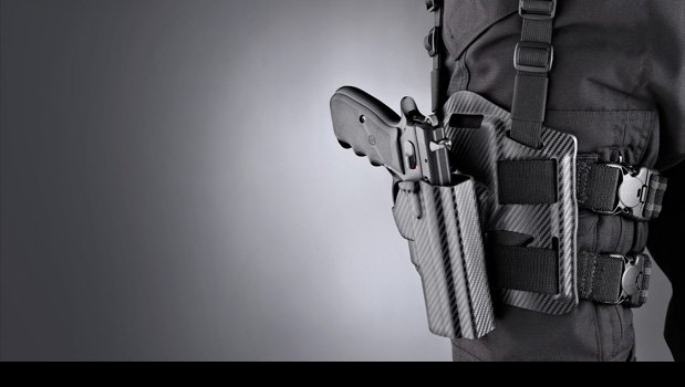 ARS Holster Thigh Rig