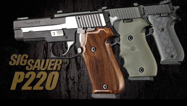 Sig P220 DA/SA