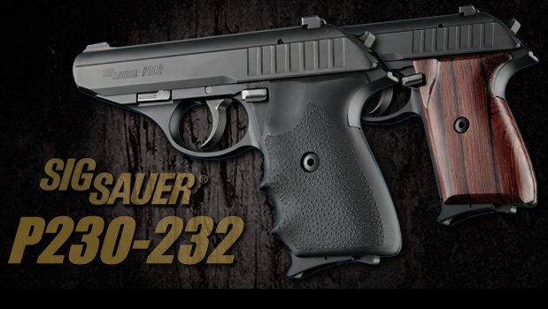 p230 and p232 sig sauer grips handgun grips hogue products