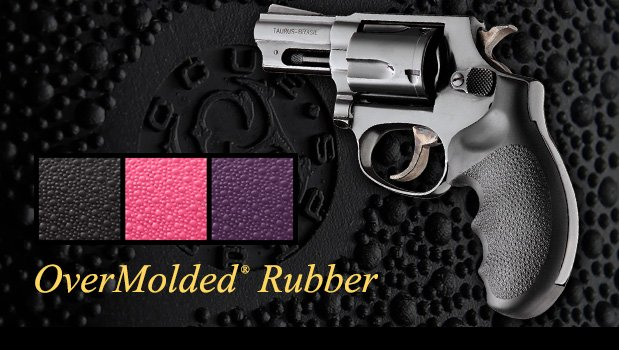 Soft OverMolded Rubber