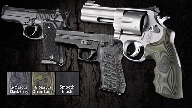 G10 Magrip (Magwell & Grip) Kits