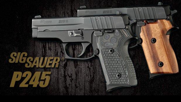 P245 and P220 Compact DA/SA