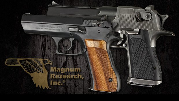 Magnum Research Grips