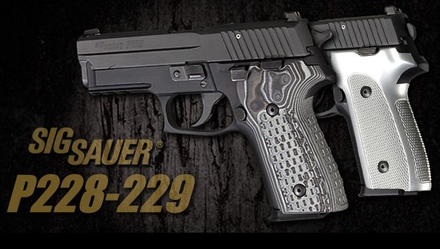 P228 and P229 DAK