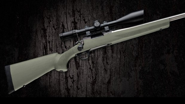 700 Series Rifles - Remington - Rifle & Shotgun Stocks - Hogue Products