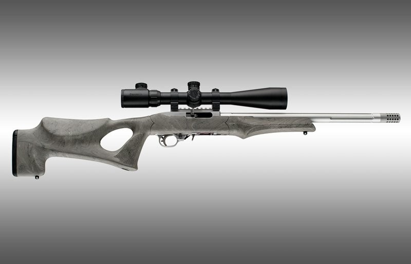 Ruger 10 22 Tactical Thumbhole Stock 920 Barrel Channel