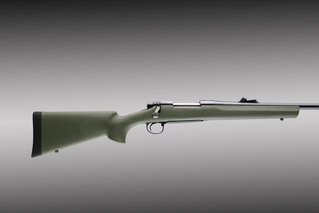 Hogue Remington 700 BDL Short Action Standard Barrel Stock OD Green 70200*