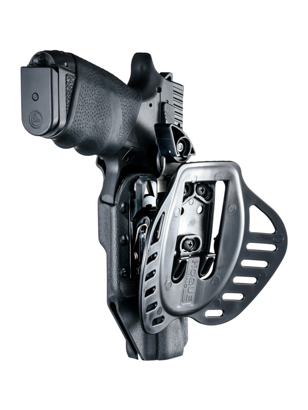 ARS Stage 1 - Carry Holster CZ P-09 Left Hand Black