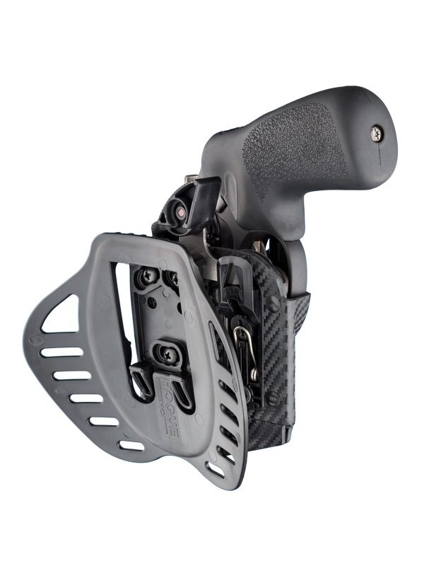 ARS Stage 1 - Carry Holster Ruger LCR Right Hand CF Weave