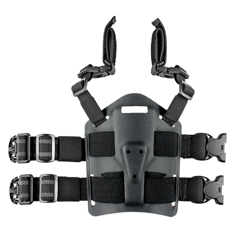 ARS Holster Thigh Rig - Black