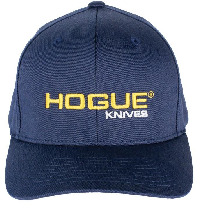 Hogue Knives Flexfit Hat (Small/Medium) - Navy
