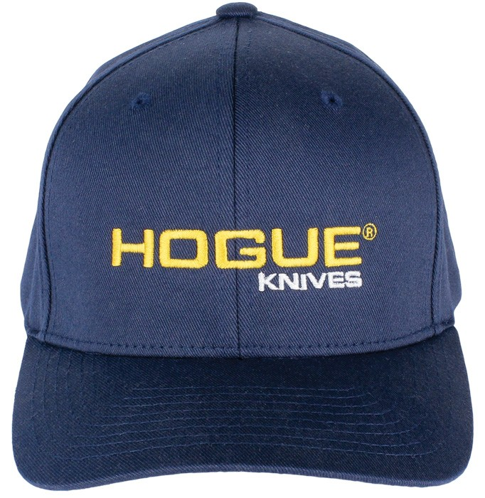 Hogue Knives Flexfit Hat (Large/X-Large) - Navy