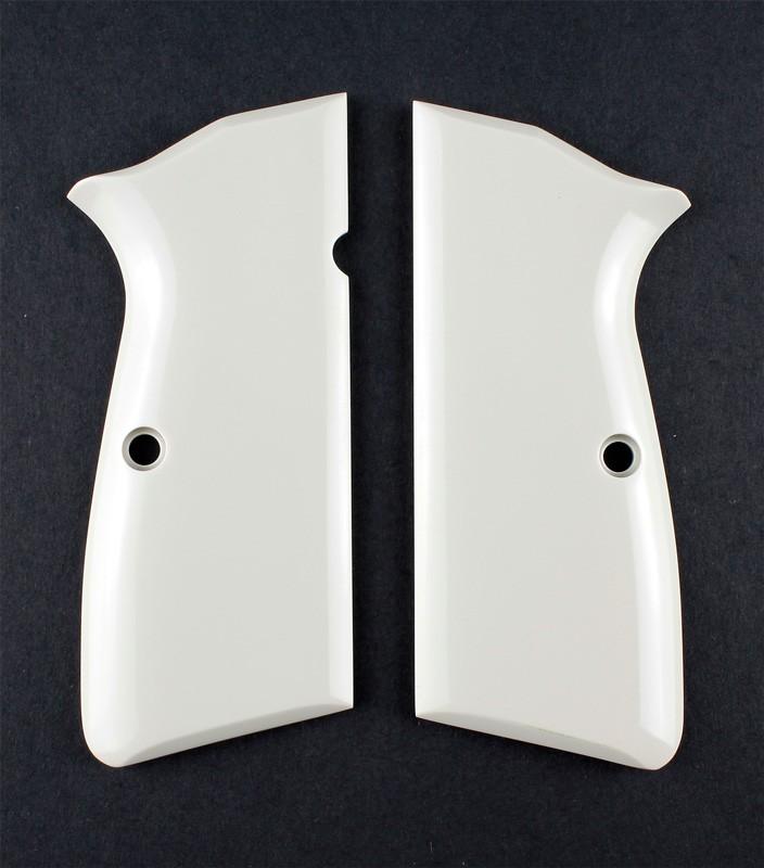 Browning Hi-Power Smooth Ivory Polymer