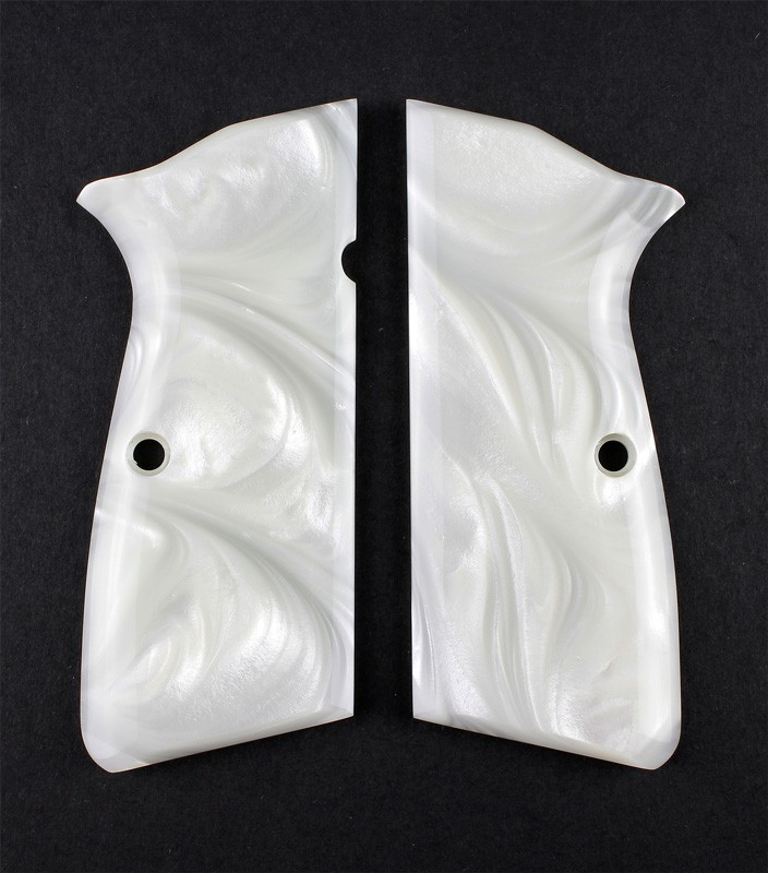 Browning Hi-Power White Pearlized-Polymer