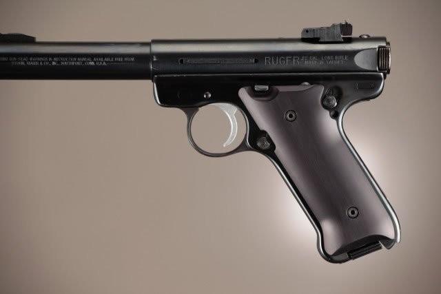Ruger MK II / MK III Aluminum - Matte Black Anodize