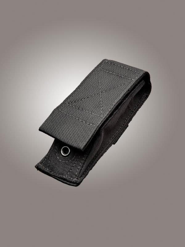 "Hogue Gear Modular MOLLE Velcro Pouch - Black 5.5"" OAL"