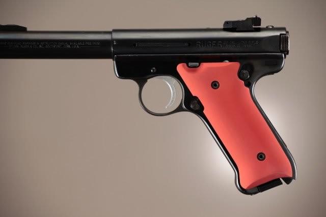 Ruger MK II / MK III Aluminum - Matte Red Anodize