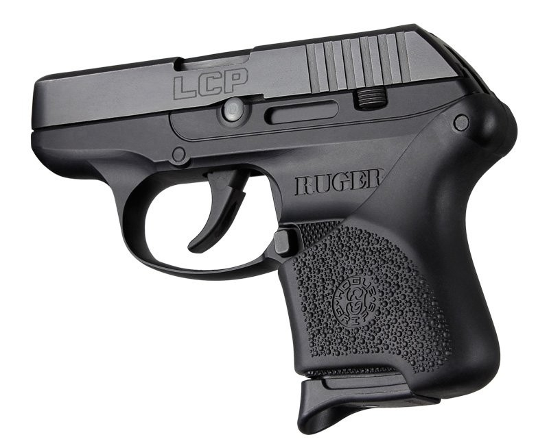 Handall Hybrid Ruger LCP Grip Sleeve Black