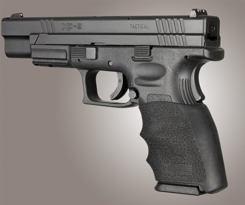 Springfield XD 9mm,  357 SIG,  40 S&W and  45 ACP - Hybrid