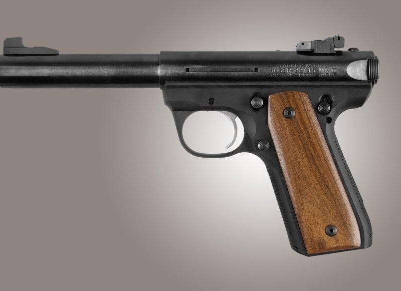 Ruger MK III 22/45 RP Pau Ferro