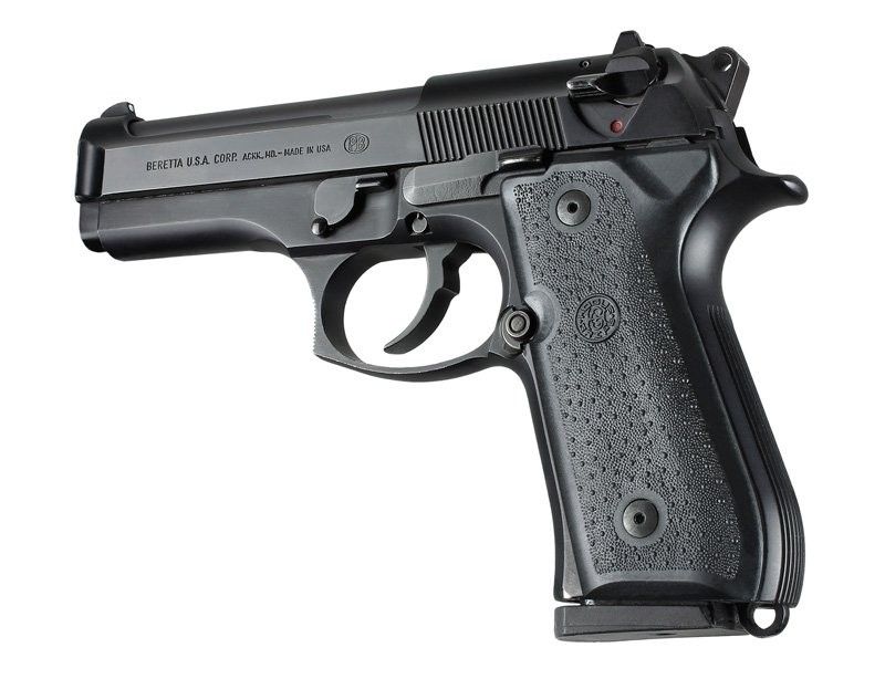 Beretta 92/96 series Nylon grip Panels Black