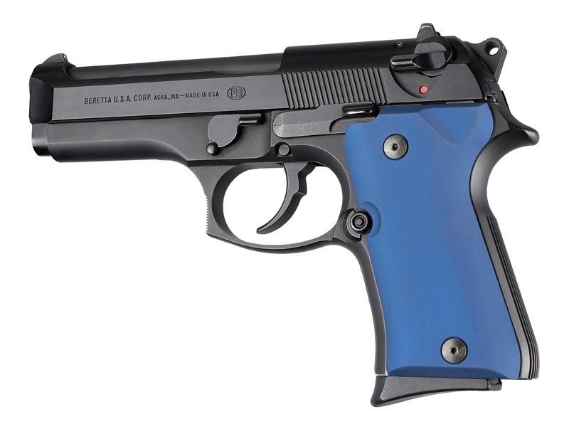 Beretta 92 Compact Aluminum - Matte Blue Anodize