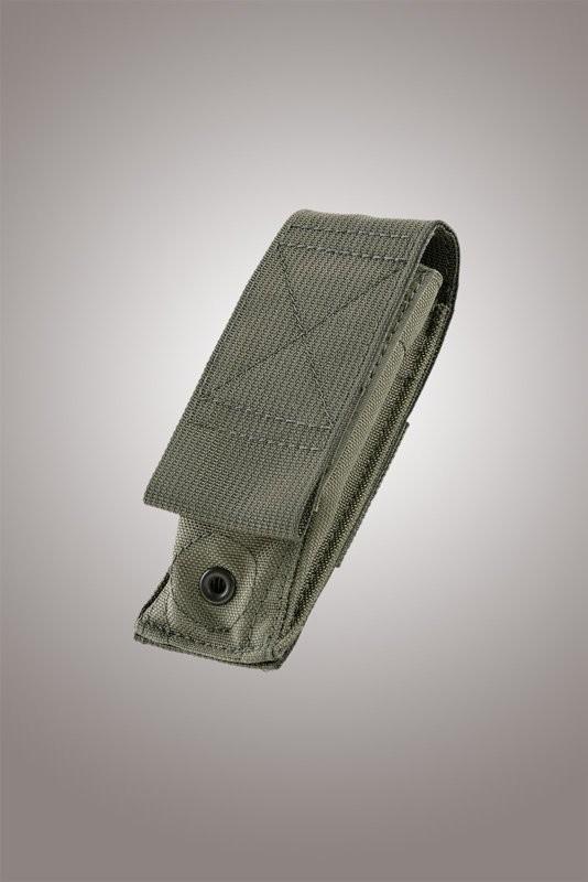 "5.5"" Modular MOLLE Velcro Pouch - OD Green"