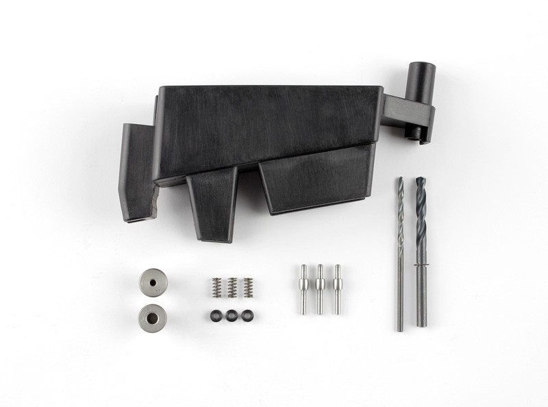 AR-15 / M16: Freedom Fighter Fixed Magazine Conversion Kit (Includes Drill Jig, 2 Drills & 3 Spring with Pin Assemblies)