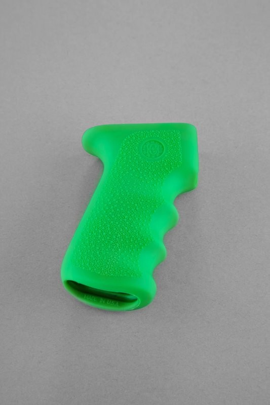 AK-47/AK-74 Rubber Grip with Finger Grooves Zombie Green