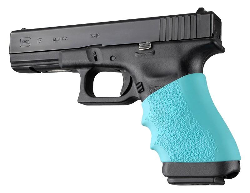 HandALL Universal Full Size Grip Sleeve - Aqua