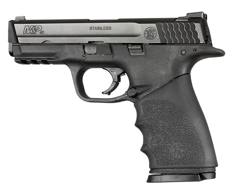 Handall Hybrid S&W M&P 9MM, 40S&W, 357SIG Grip Sleeve Black
