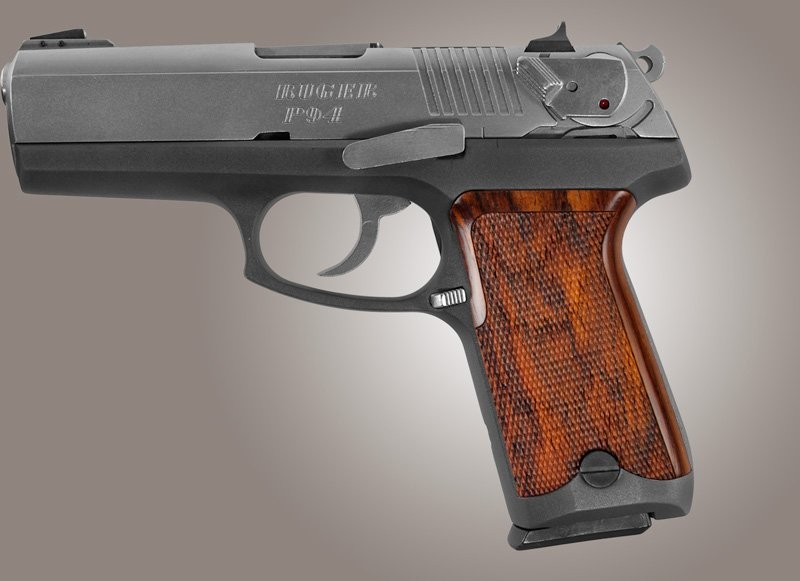 Ruger P94 Cocobolo Checkered