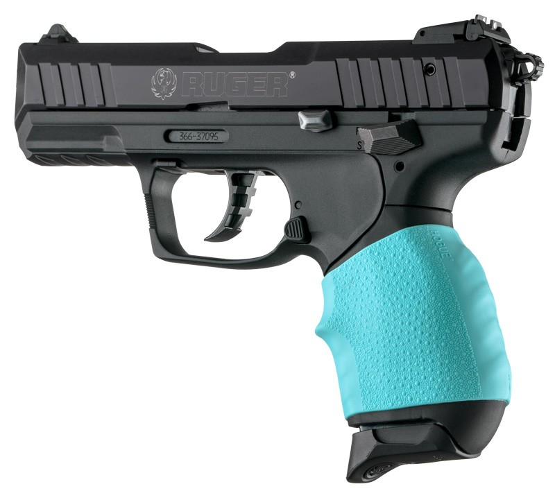 Handall Jr. Small Size Grip Sleeve - Aqua