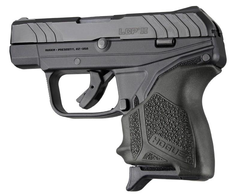 Ruger LCP II: HandALL Beavertail Grip Sleeve - Black