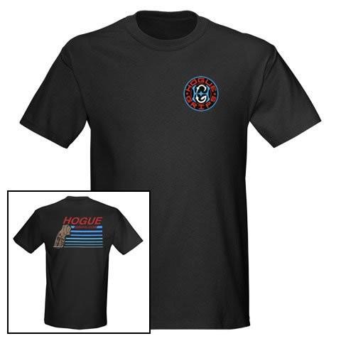 Hogue Grips T-Shirt Medium Black