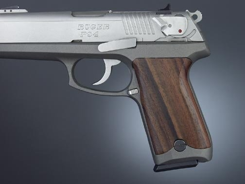 Ruger P94 Rosewood