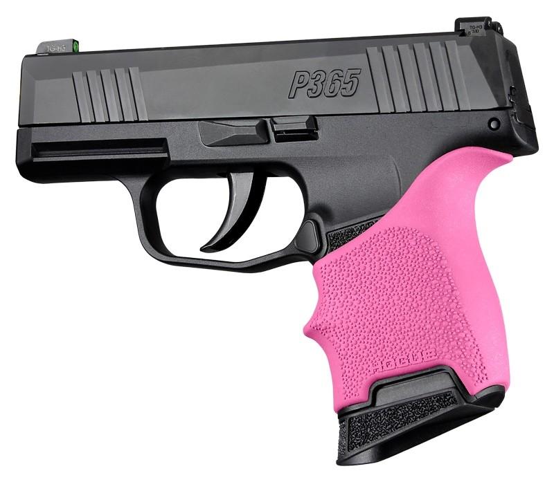 HandAll Beavertail Grip Sleeve Sig Sauer P365 Pink