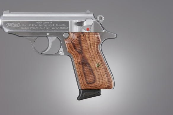 Walther PPK/S and PP Kingwood Checkered