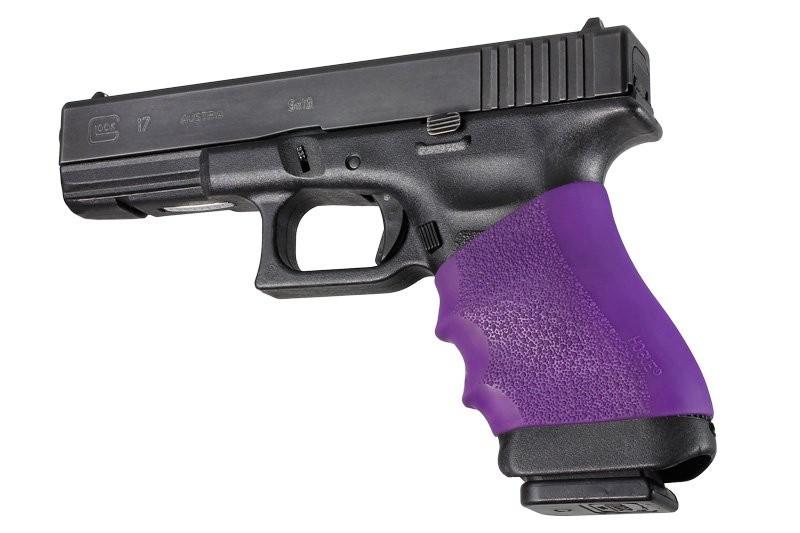 HandALL Universal Full Size Grip Sleeve - Purple