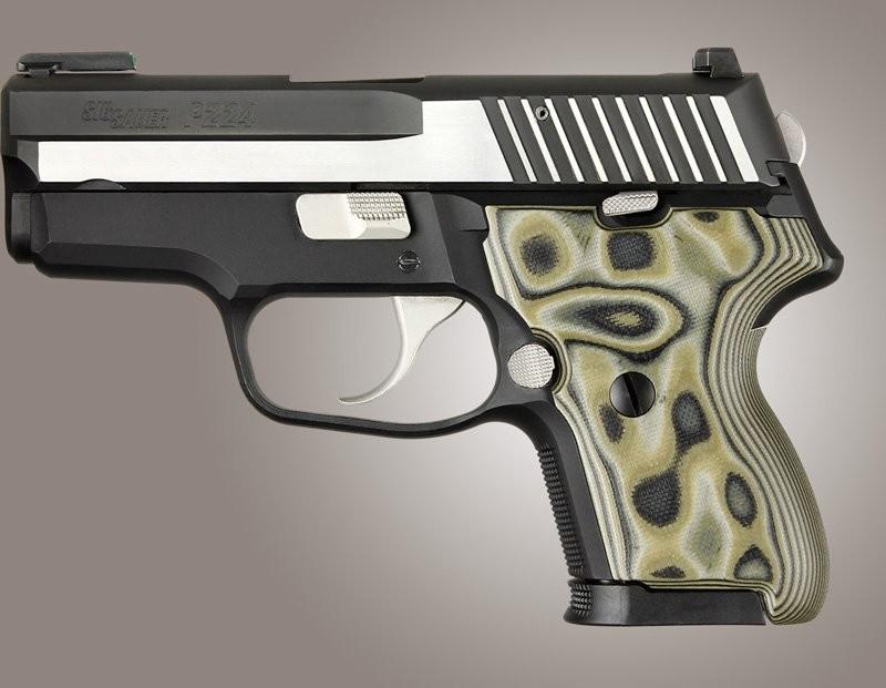 SIG Sauer P224 DAK G10 - G-Mascus Green
