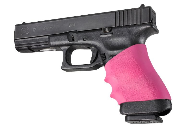 HandALL Universal Full Size Grip Sleeve - Pink