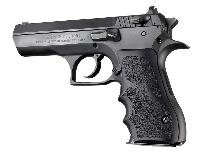 Magnum Research Baby Eagle .40 / 9mm, Jericho & Uzi Eagle Black Rubber Grip